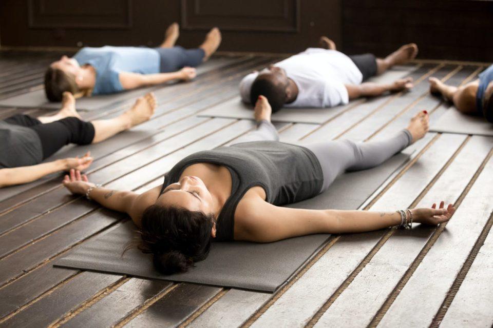 Team Building de Yoga