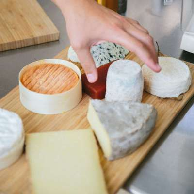 animation digitale dégustation de fromage