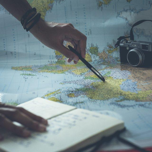 Animation digital escape game autour du monde