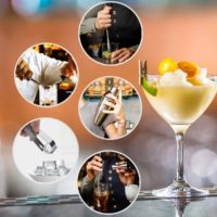 Atelier team building création de cocktail