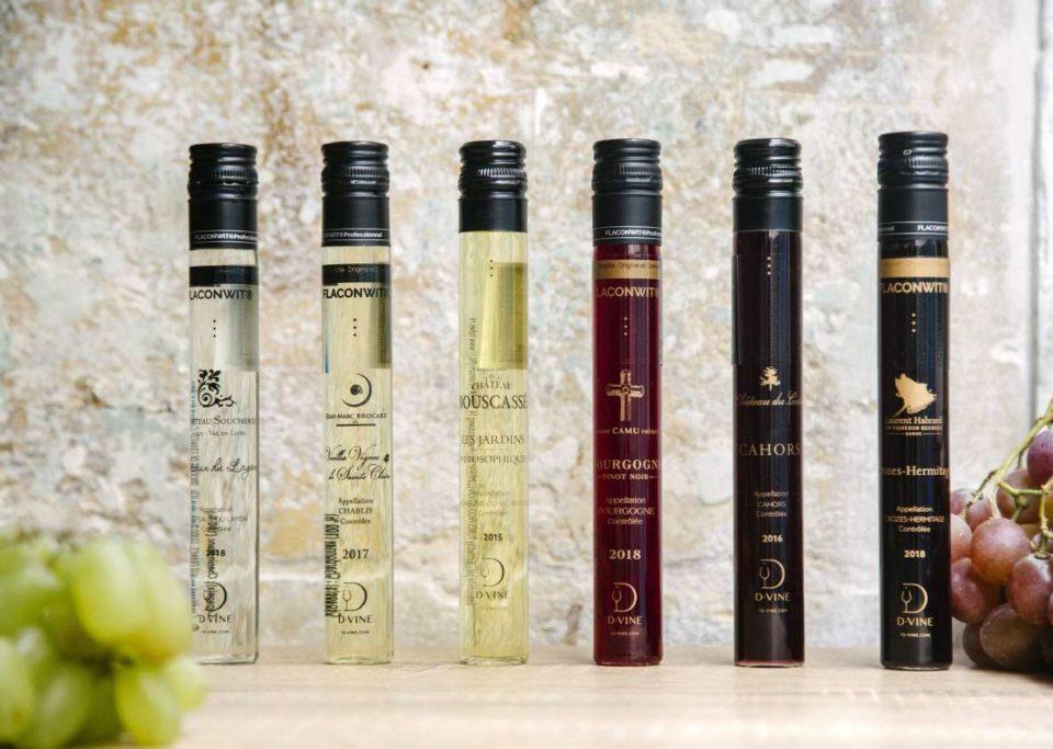 Dégustation de vin virtuelle