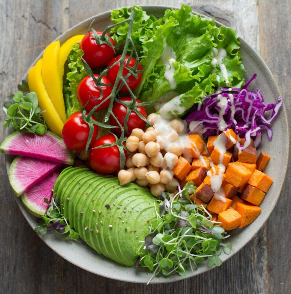 Conférence nutrition - assiette
