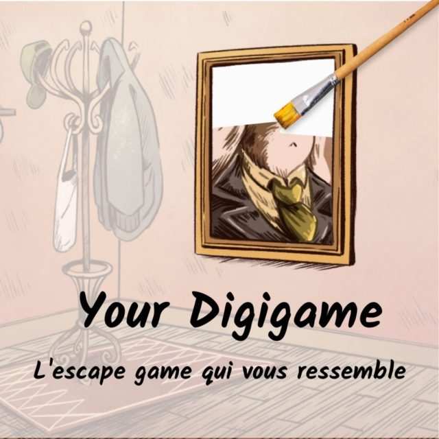 Escape Game personnalisable - Digigame